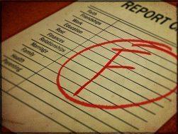 declining grades