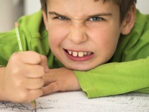 irritability in children