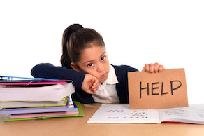 school stress