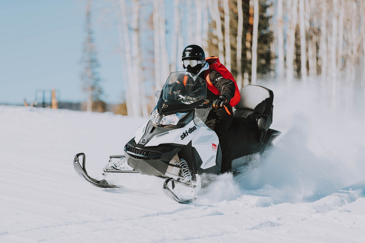 The Importance of Snowmobile Helmet Safety