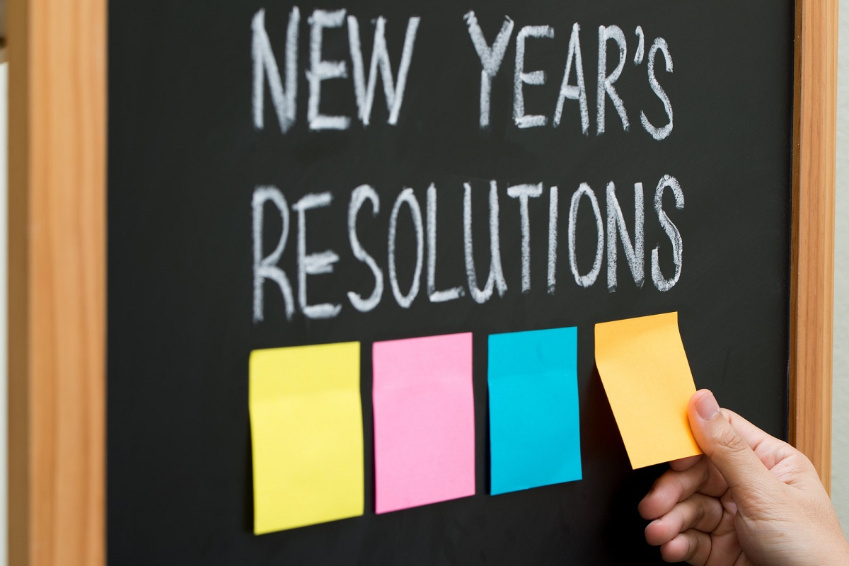 New Year's Resolutions You Might Actually Keep