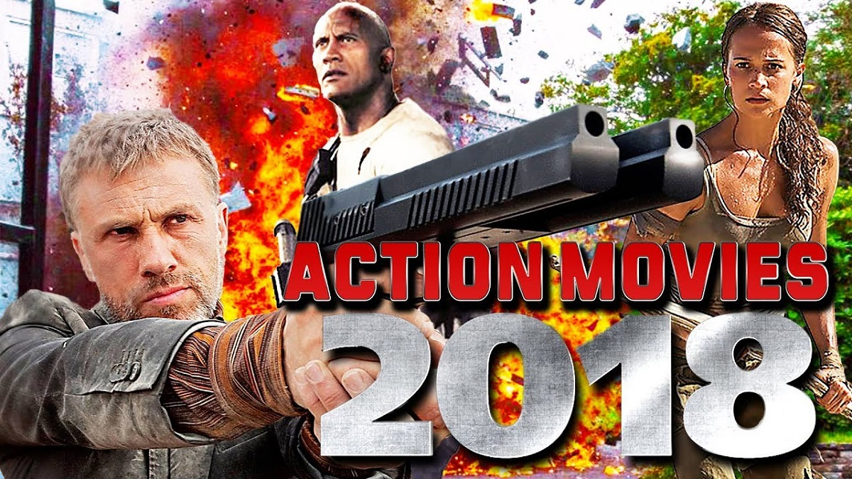 Action Movies of 2018