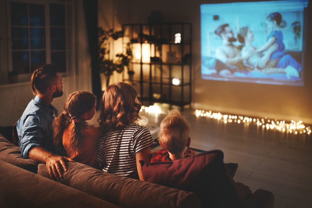 Children's Movies for Family Night