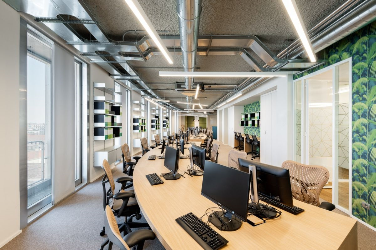 Workplace Efficiencies for Open Offices