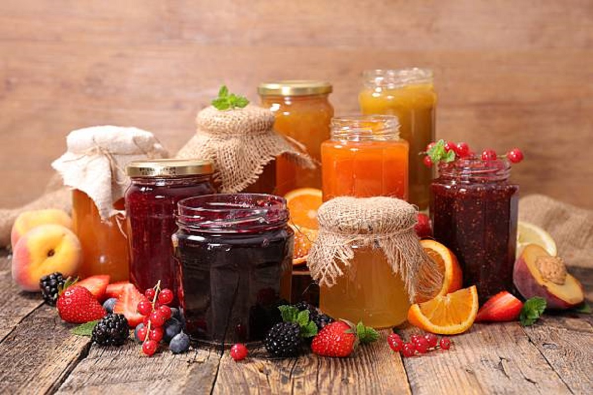 How to make your own fruit preserves