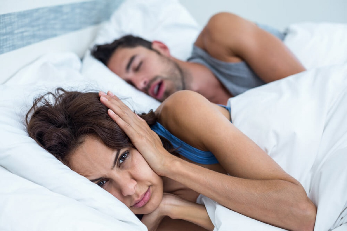How to stop annoying snoring problems