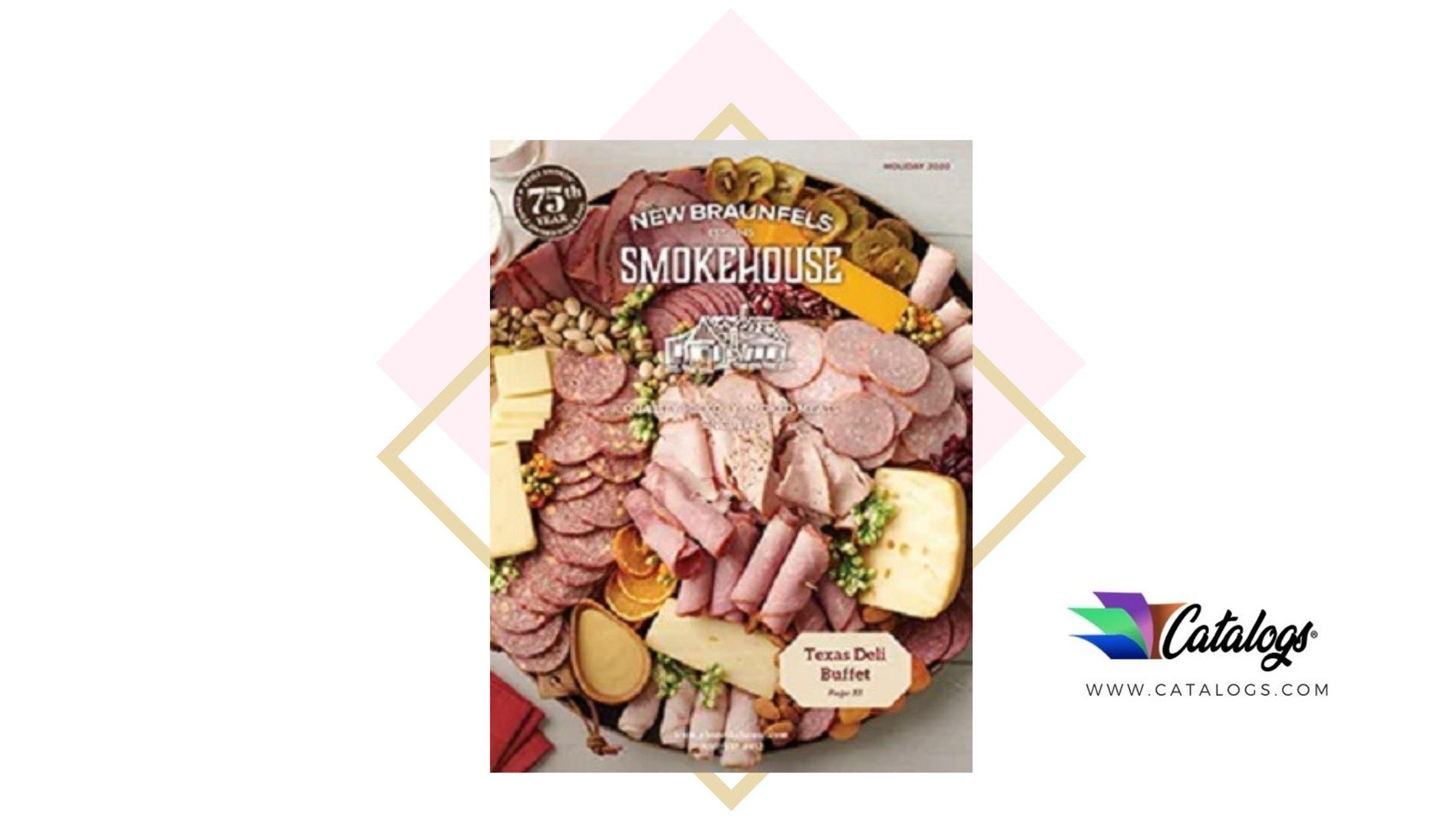How Do I Order a Free New Braunfels Smokehouse Food & Gourmet Catalog?