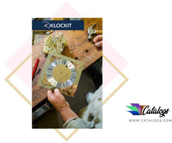 How Do I Order a Free Klockit Clock Parts Supply Catalog?