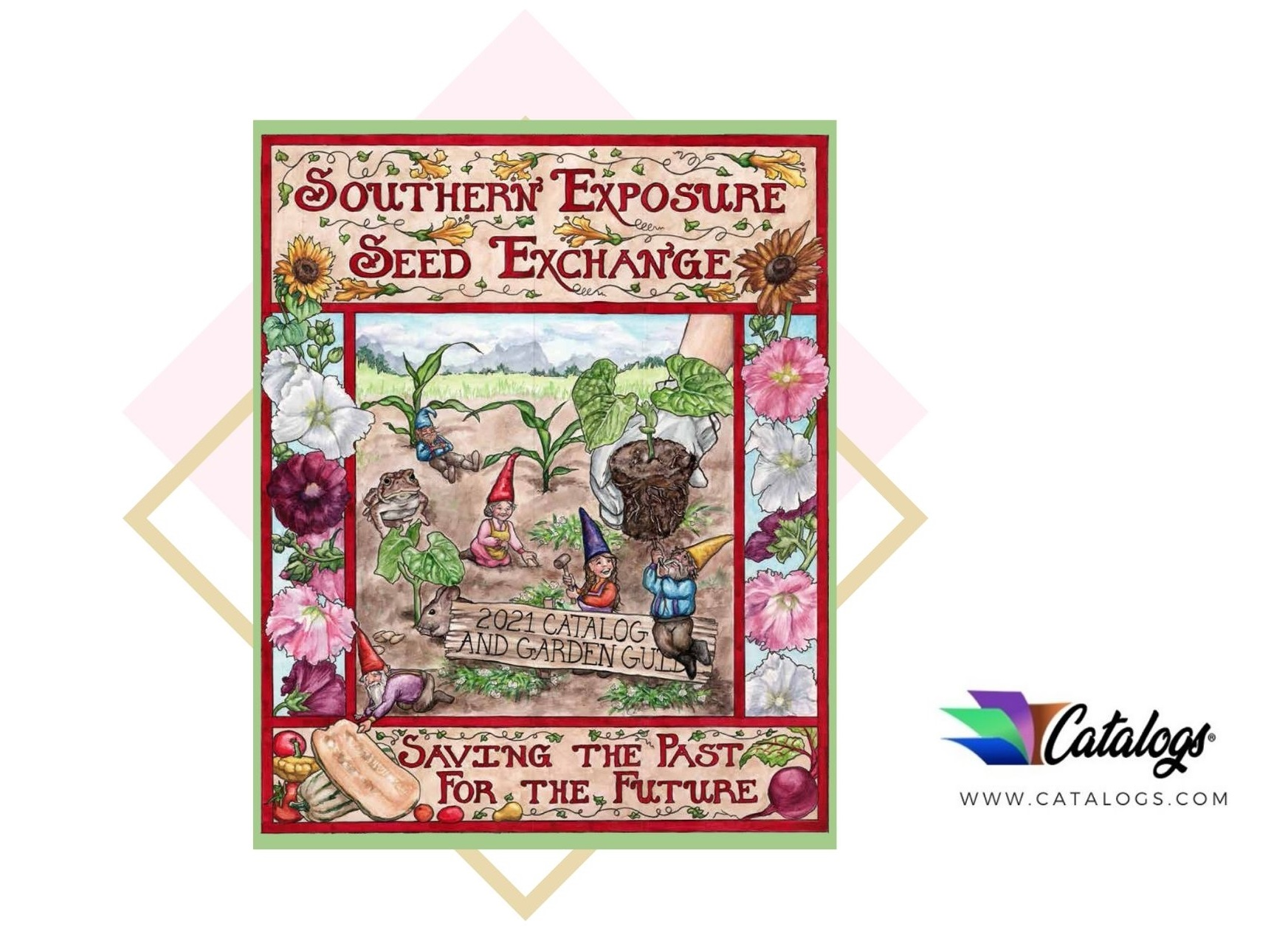 How Do I Order a Free Southern Exposure Seed Exchange Garden Catalog?