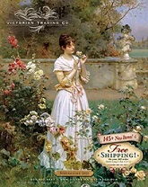 Victorian Trading Catalog Cover