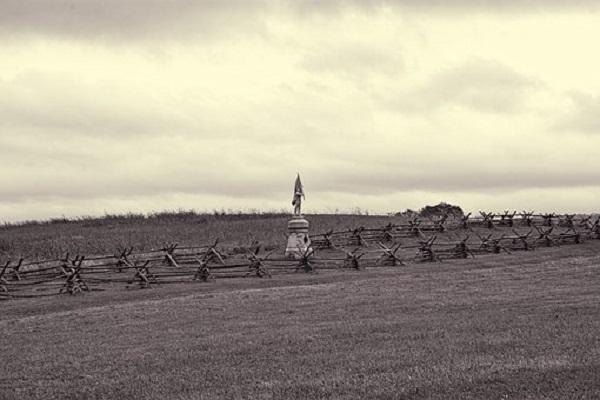 Historical battle ground