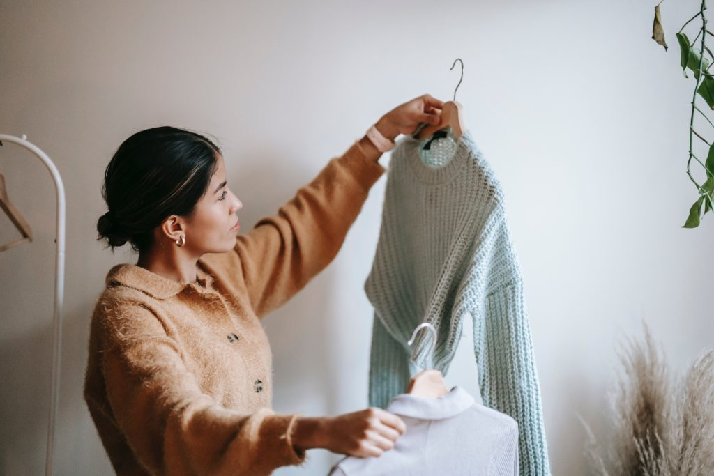 Taking care of Knitted clothes