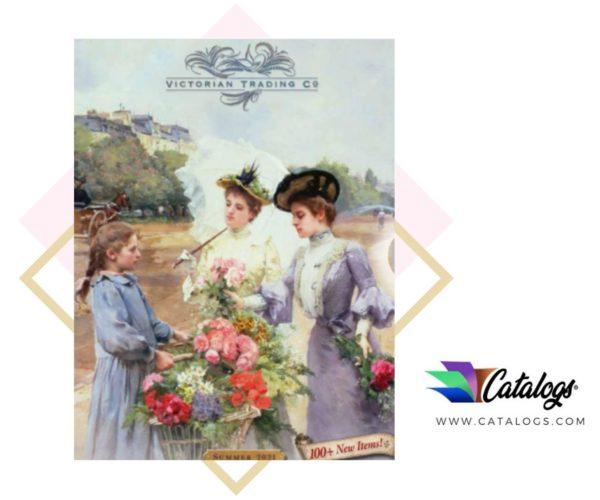 How Do I Order a Free Victorian Trading Catalog?