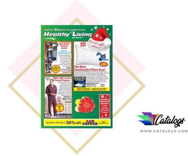 How Do I Order a Free Healthy Living Catalog?