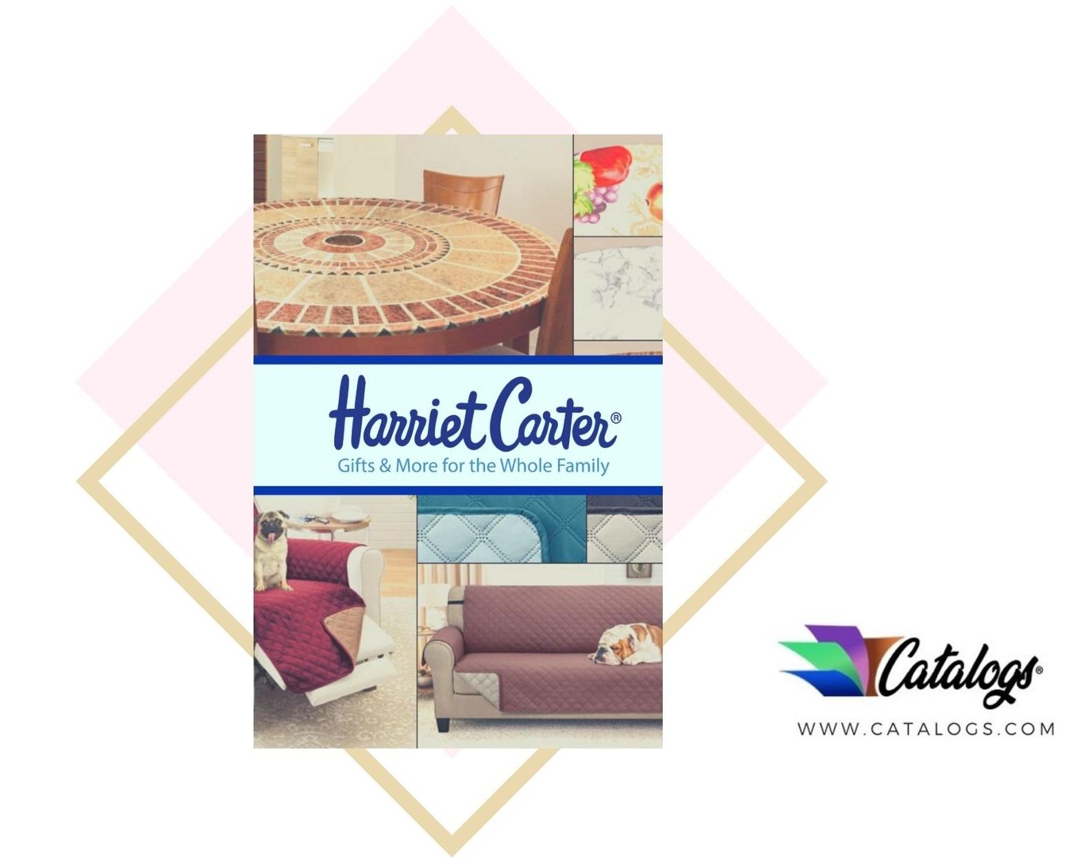 How Do I Order a Free Harriet Carter Catalog?