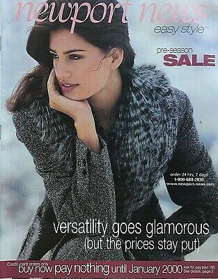 Newport News Clothing Catalog