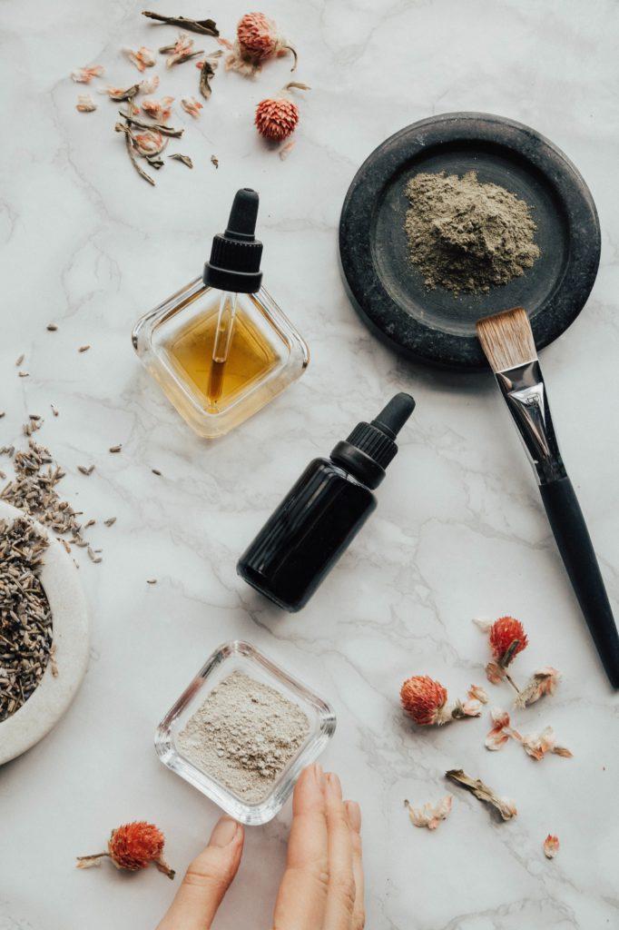 Dry skincare remedy