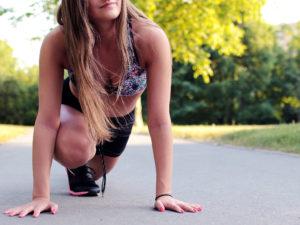 Improve running stride to run faster