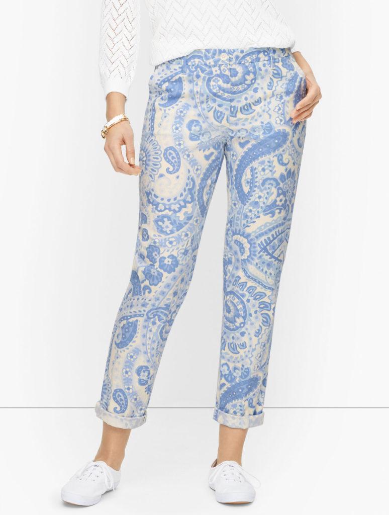 Pretty Print Pants
