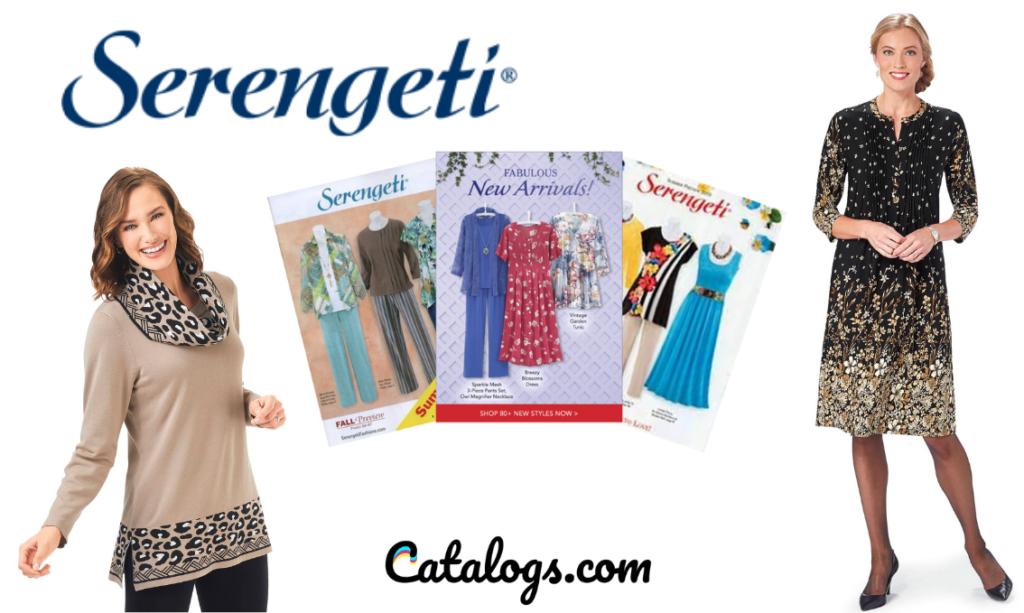 request serengeti catalog