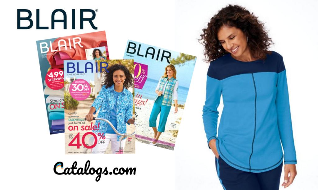Blair Clothing Catalog