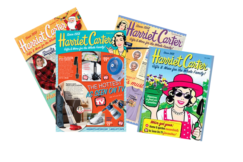 Harriet Carter Catalog 2021