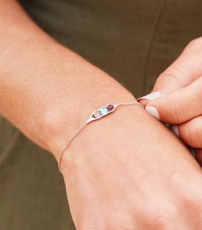 Eve's Addiction Sterling Silver Bracelets