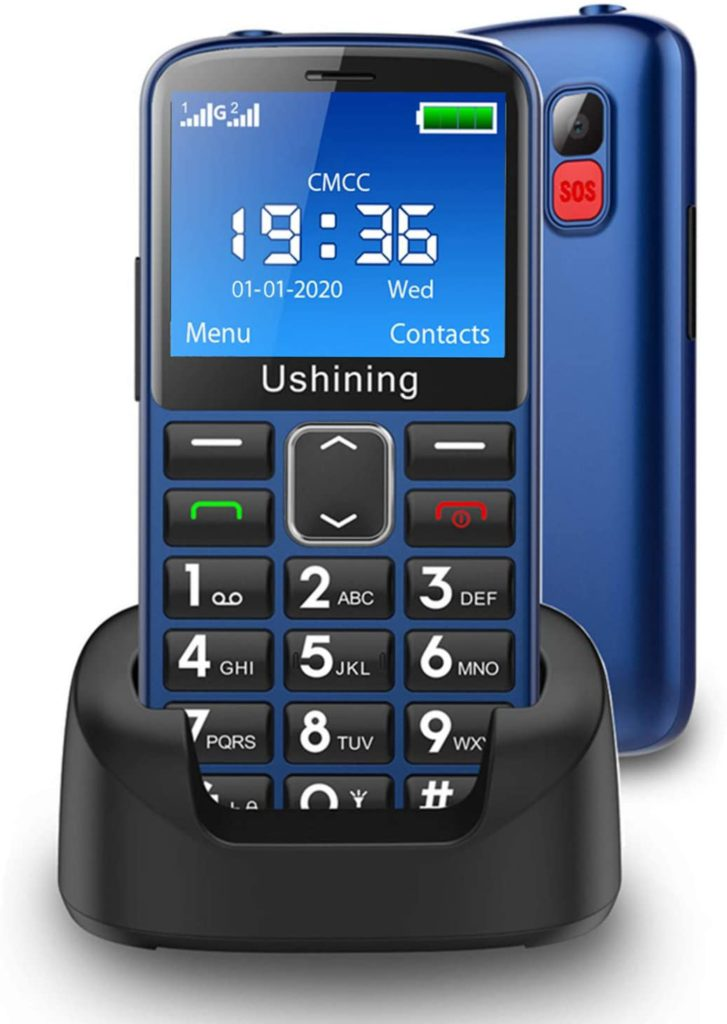 Ushining Seniors Cell Phones