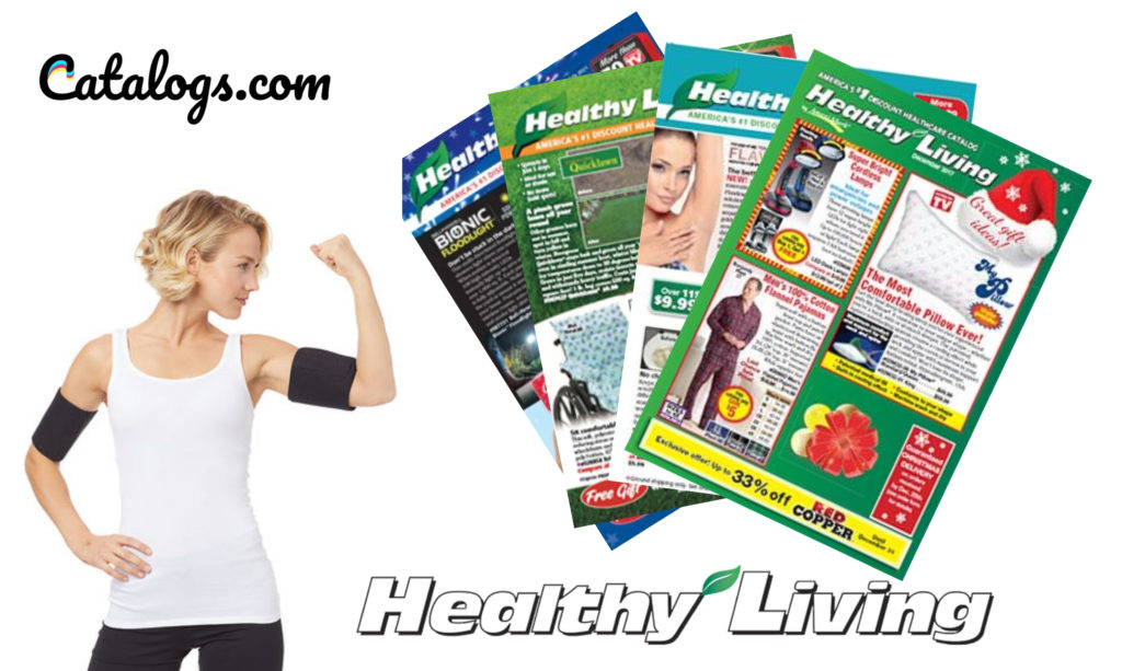 Request a Healthy Living Free Catalog for 2021