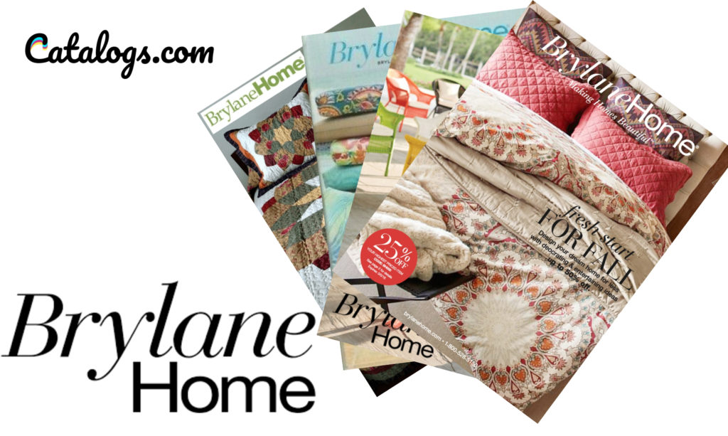 Request a Brylane Home Free Catalog for 2021