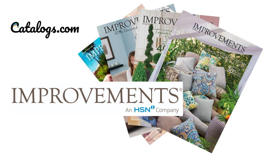 Free Improvements Catalog