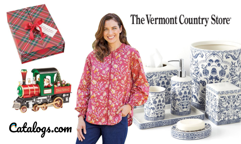 Vermont Country Store Free Catalog