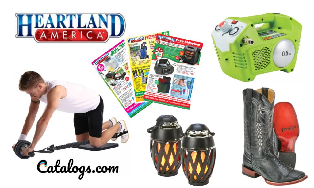 Heartland America Catalog