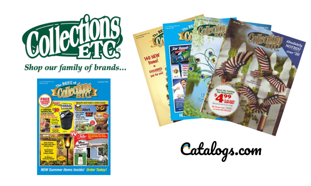 Request Collections Etc. Catalog