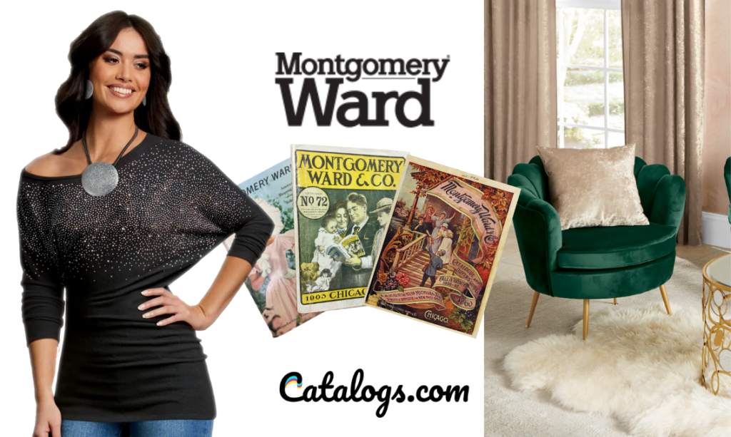 Request a Montgomery Ward Catalog