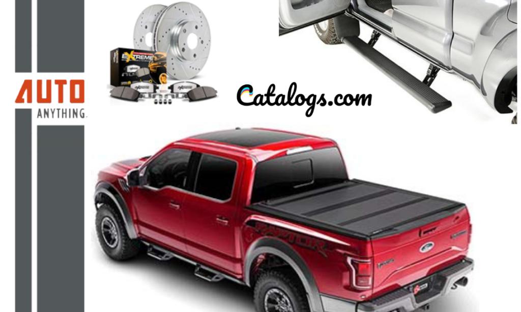 2021 AutoAnything Catalog Free Catalog