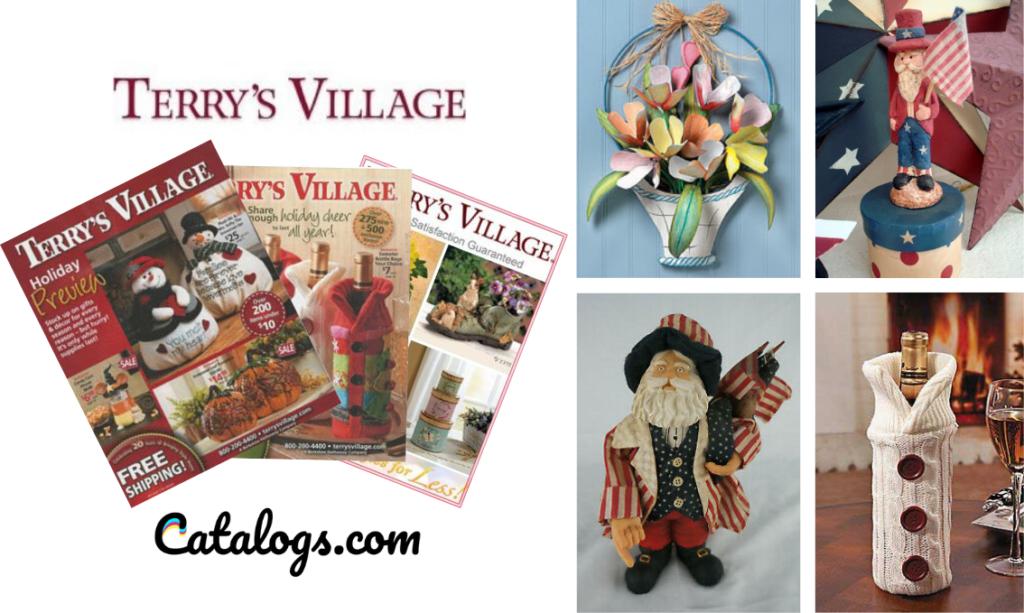 2021 Terry's Village (Now Oriental Trading) Free Catalog