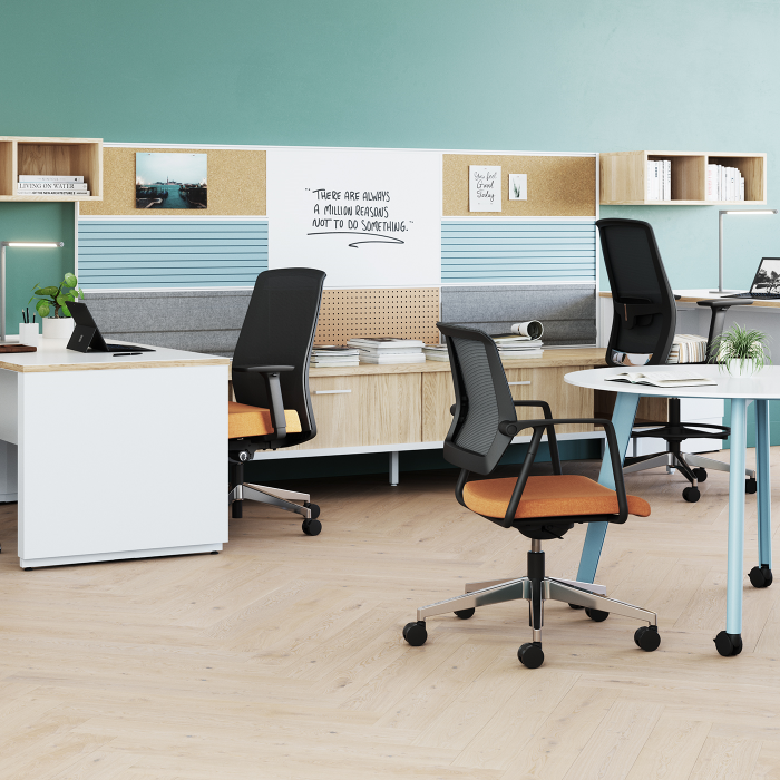 Create an Inspiring Home Office Space with the Miles Kimball Catalog