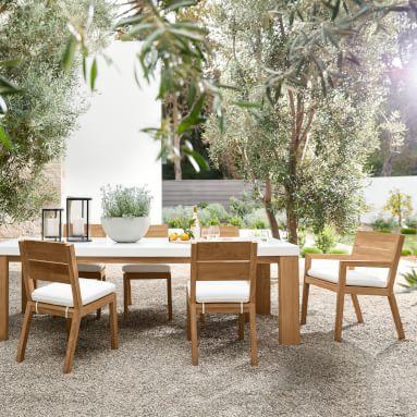 Williams Sonoma Outdoor Furniture