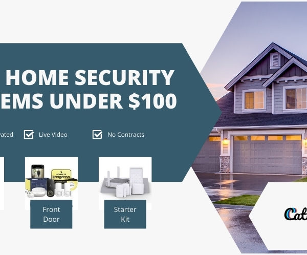Cheap Home Security Cameras – No Contracts, Do It Yourself for Low-Income + Seniors
